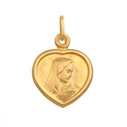 Medalik złoty 585 - 35640