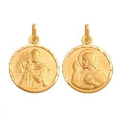 Medalik złoty 585 - 35667