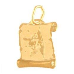 Zawieszka złota 585 znak zodiaku - Zostr