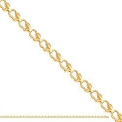 Bransoletka złota, damska 585 - 37363