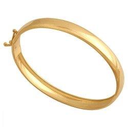 Bransoletka złota, damska 585 - 38049