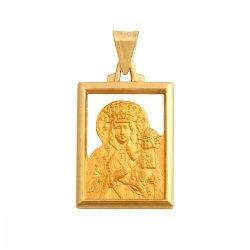 Medalik złoty 585 - 38479