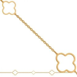 Celebrytka, naszyjnik, łańcuszek ze złota 585 - 39699