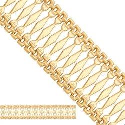 Bransoletka złota, damska 585 - 42710