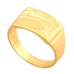 Sygnet złoty 585 - Ps054