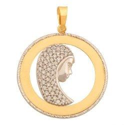 Medalik złoty 585 - 43200
