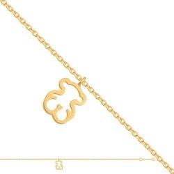 Celebrytka, naszyjnik, łańcuszek ze złota 585 - 43459