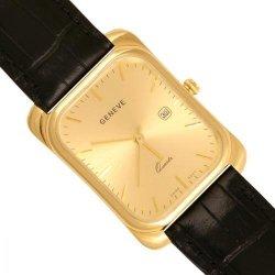 Zegarek złoty, męski, złoto 585 - Zv047