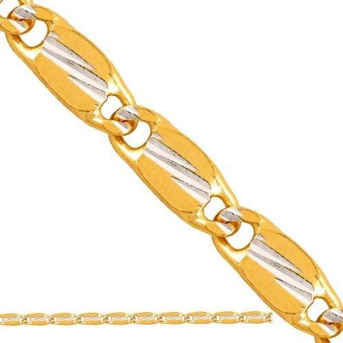 Łańcuszek złoty 585 - Lv004