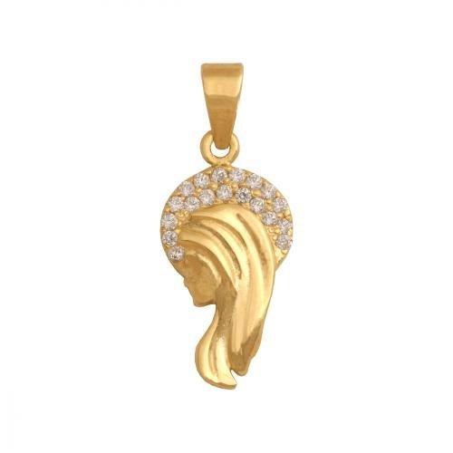 Medalik złoty 585 - 27527