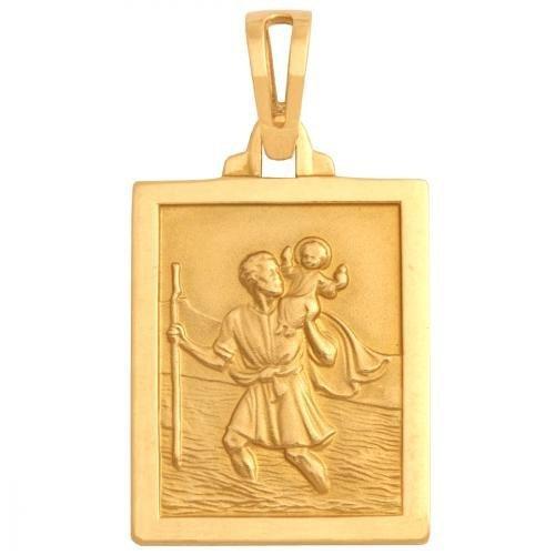 Medalik złoty 585 - 33867