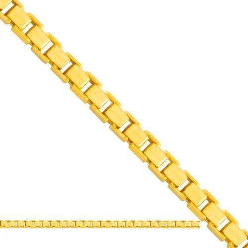 Łańcuszek złoty 585 - Lp315