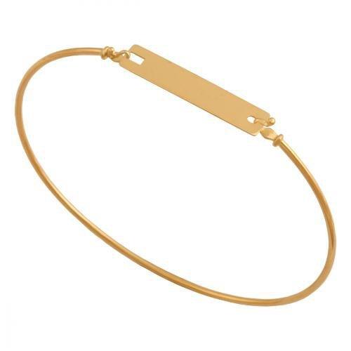 Bransoletka złota, damska 585 - 40032