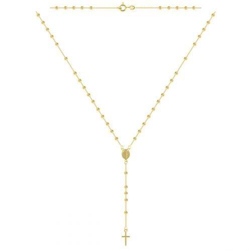 Różaniec złoty 585 - 47226