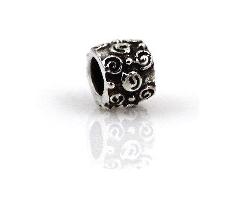 ARTES-Koralik zawieszka modułowa charms srebro 925