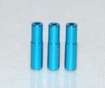TURNER-Aluminiowe koncówki pancerzy, kolor-niebieski (2012)