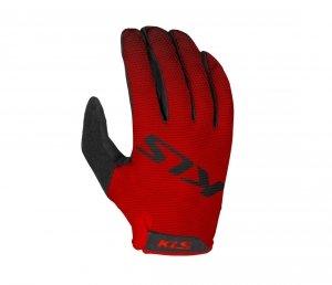 Rękawice KLS Plasma red