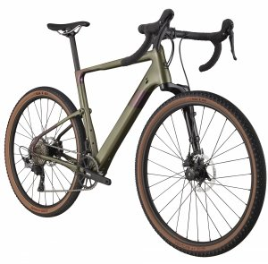 CANNONDALE TOPSTONE CARBON LEFTY 3 Zielony/Fiolet