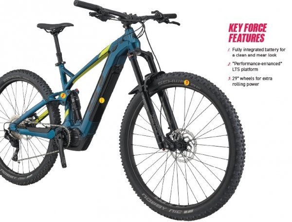 "GT e-Force 29"" Current model 2021"