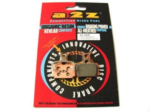 Klocki -A2Z Formula THE ONE/R1 metaliczne  (2011)