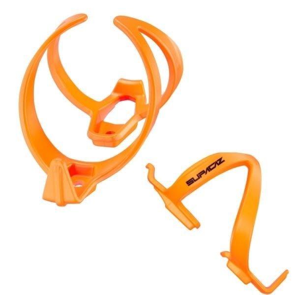 SUPACAZ koszyk pomarańczowy neon
