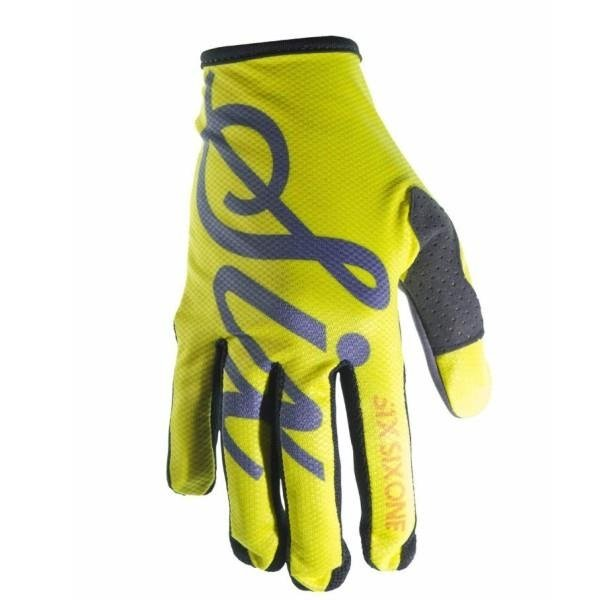 661 Rękawice COMP SCRIPT żółte