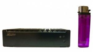 BAREBONE Jetway JBC400P93-2807-B 2GB RAM Pico ITX