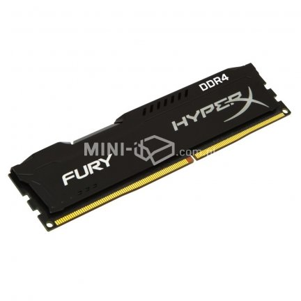 Pamięć RAM Kingston HyperX DIMM DDR4 4GB 2133MHz HX421C14FB/4