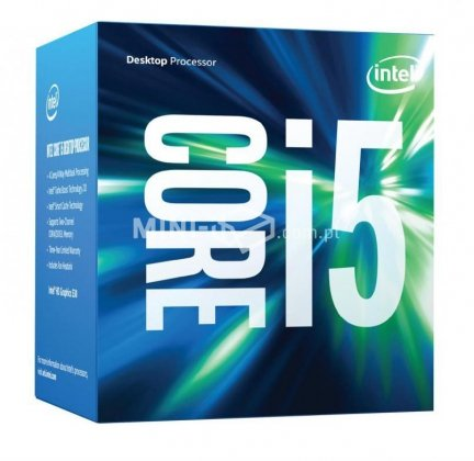 Intel Core i5-6600 BOX 3,30 GHz LGA1151