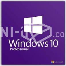System Microsoft Windows 10 PRO ENG x64 OEM