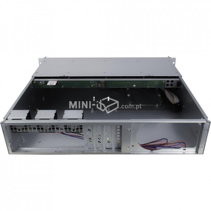 """Obudowa serwerowa Inter-Tech IPC 2U-2404S μATX/Mini-ITX Rack 19"""""""
