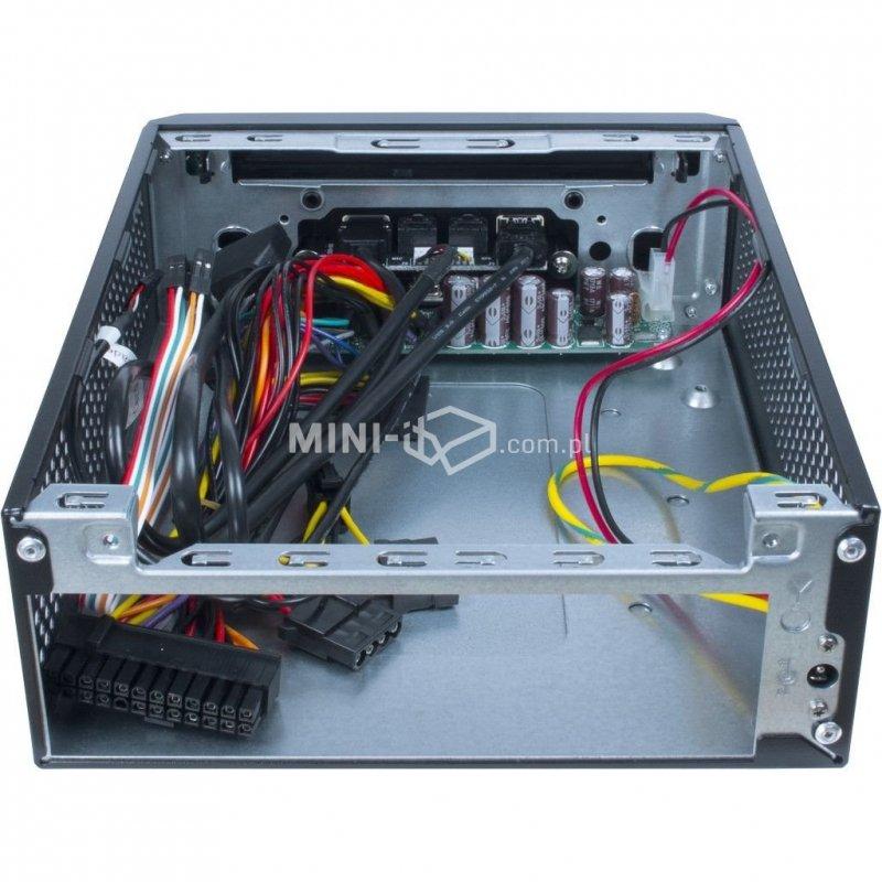 Obudowa Inter-Tech MW-02 II 120W Mini-ITX