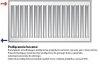 Grzejnik pokojowy Purmo C22 600x1600 panelowy