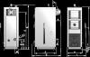 Ogniwo Classic DS 10 kW kocioł węglowy zasypowy 5 klasy