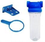 Obudowa filtr do wody korpus narurowy 3/4 10 cali