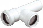 Trójnik kanalizacyjny PCV Fi 32 - kąt 67'