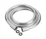 Wąż Natryskowy prysznicowy Silver Exe 150cm