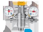 Reduktor ciśnienia 1/2 0,5-6,5 bar Brass Form