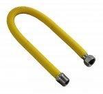 Wąż do gazu rozciągany 3/4 50-100 cm przyłącze gazowe