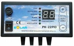 Sterownik kotła PK-22 PID regulator pieca CO