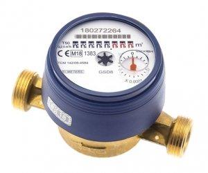 Bmeters GSD8 Wodomierz licznik zimnej wody 1/2 Js 1,6