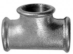 Trójnik Ocynkowany 3/4 cala żeliwny