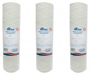 Wkład sznurkowy Filtr mechaniczny do wody 50 mikr
