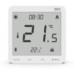 Tech ST-297z v3 regulator temperatury dobowy przewodowy 230 V