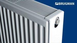 Grzejnik płytowy Brugman VK22 600x800 Universal