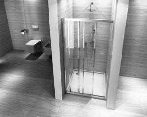 Rea Alex 80 cm Drzwi prysznicowe