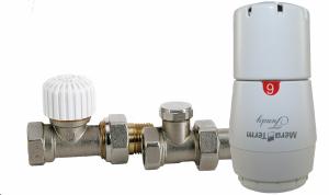Varioterm Zestaw termostatyczny Econ 1/2 Prosty