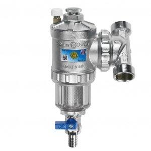 Separator zanieczyszczeń Brass Form filtr magnetyczny 1