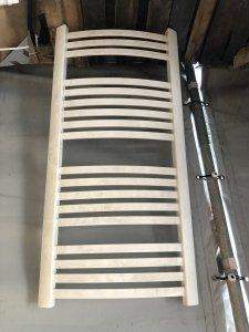 Grzejnik łazienkowy Kermit 58x120 biały promocja