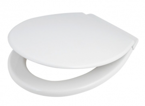 Deska Cersanit S-10 uniwersalna sedesowa biała